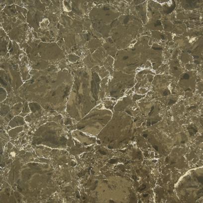 Кварцевый камень Vicostone Dark Emparador BQ 8560