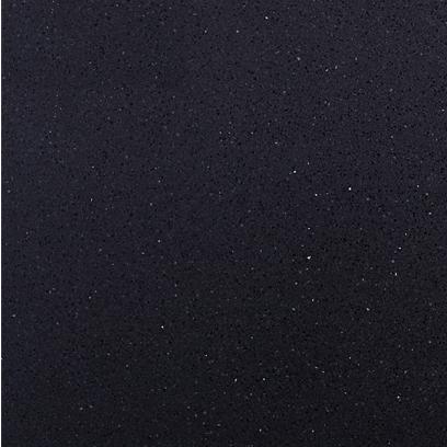 Кварцевый камень Vicostone Crystal Black BQ 262